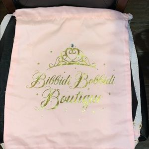 Disney Bibbidi Bobbidi Boutique Cinch backpack
